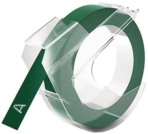 dymo-ruban-de-marquage-3d-9-mm-x-3-m-blanc-sur-vert