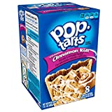 Pop-Tarts Frosted Cinnamon Roll Toaster Pastries 400 g