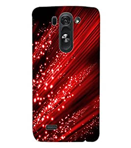 ColourCraft Colour Abstract Design Back Case Cover for LG D722K