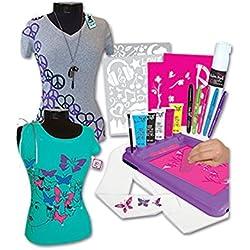 Fashion Angels - Its My Biz:Kit de negocio de diseño de camisetas (40063)