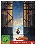 Купить Captain Marvel [3D Blu-ray] [Limited Edition]