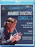 Mariss Jansons dirigiert Beethoven / Strauss (München 2011) [Reino Unido] [Blu-ray]