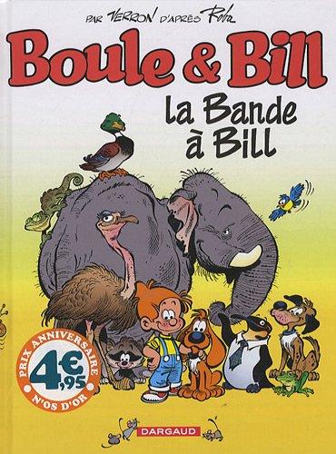 Boule et Bill : La bande à Bill (petit format)