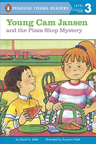 Young Cam Jansen and the Pizza Shop Mystery (English Edition)