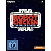 Robot Chicken: Star Wars - Episodes I and II and III