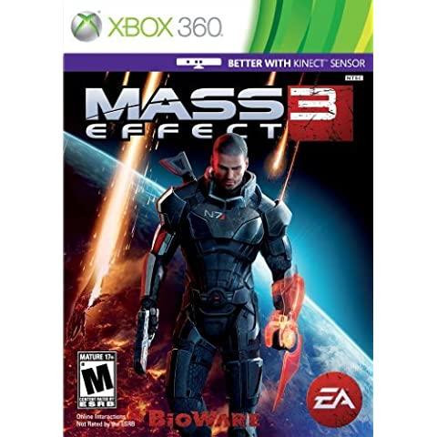 Mass Effect 3 by Electronic Arts