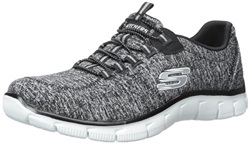 skechers-empire-heart-baskets-basses-femme-noir-bkw-37-eu
