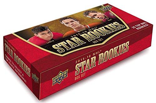 2015-16 NHL Star Rookies Box Set
