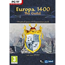 Guild 1 Europa 1400 - Gold Edition (PC CD)