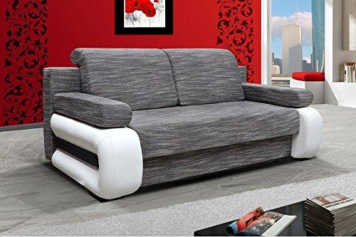 Sofá Laura2 sofá con función cama 2-plazas 01197