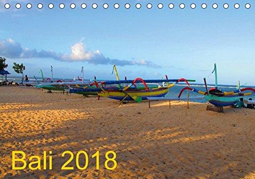Bali (Tischkalender 2018 DIN A5 quer): Balis schönste Seiten (Monatskalender, 14 Seiten ) (CALVENDO Orte) [Kalender] [Apr 01, 2017] Berliner, Lukas