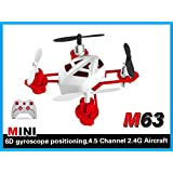 Toys Bhoomi Mini Nano 2.4ghz 4-Channel Quadcopter