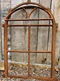 Antikas - Eisenfenster klappbares Stallfenster, Fenster Oberlicht zum Klappen und Belüften