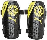 PUMA Schienbeinschoner BVB EvoPower 5 Black/Cyber Yellow, L