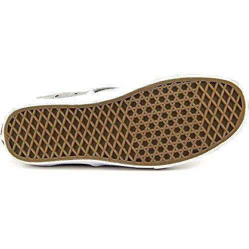 Vans  M Chima Ferguson, Herren Sneaker, Weiß (saddle) grey/white