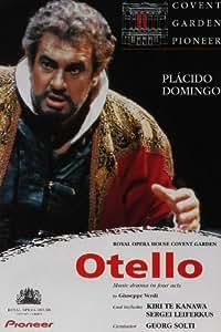 Otello (Placido Domingo) [Import anglais]