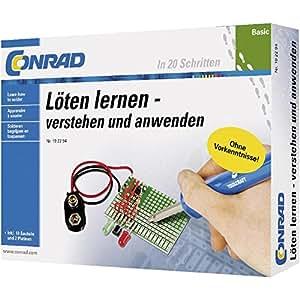"""Coffret d'initiation """"Apprendre à souder comprendre et appliquer"""" Conrad 10062"""