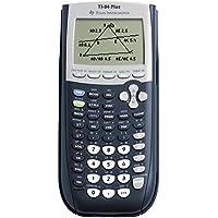 Texas Instruments TI 84 - Calculadora gráfica (USB, pantalla LCD), azul