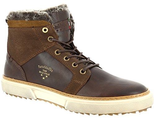 Pantofola d Oro 10173033 hommes Baskets Coffee Bean