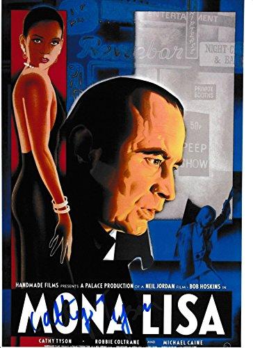 Mona Lisa-Cathy Tyson Echt Echtes Autogramm (Bonkers Dvd)