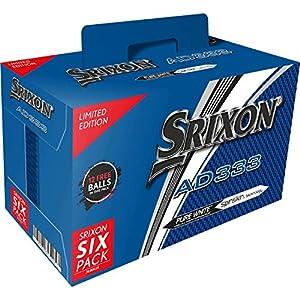 Srixon AD 333 Golfball Vorteilspack 36 Stück 2 Piece Ball