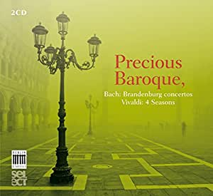 Precious Baroque - Bach & Vivaldi (Berlin Classics Select)
