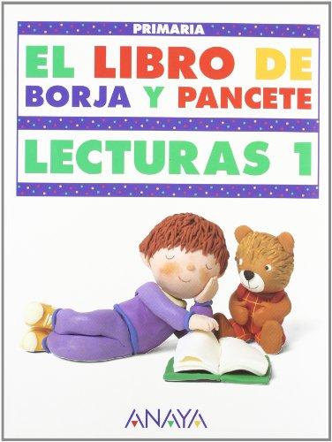 Portada del libro El libro de Borja y Pancete.
