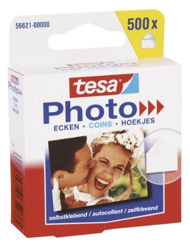 tesa Photo Ecken, Big Pack mit 500 Stück