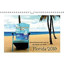 Florida 2019 abwechslungsreich und von der Sonne verwöhnt (Wandkalender 2019 DIN A4 quer): Florida - Impressionen, vielfältig, aufregend und liebenswert (Monatskalender, 14 Seiten ) (CALVENDO Orte)