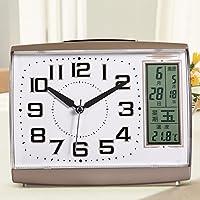 CHENHUA Kreative Stille Faule Schlummern des Kalenderweckers mit moderner elektronischer Uhr des Nachtlichtes,... preisvergleich bei billige-tabletten.eu