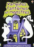 Image de Vampires, fantômes et monstres - Je dessine !