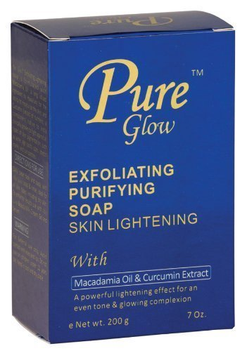 Pure Glow Exfoliating Purifying Soap by Pure Glow