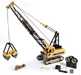 Hobby Engine Premium Label Remote Control Crawler Crane