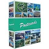 Album POSTCARDS pour 200 cartes postales, avec 50 feuilles reliées