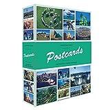 Album POSTCARDS for 200 postcards, with 50 bound sheets - Leuchtturm1917 - amazon.co.uk