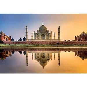 2,000 Piece Puzzle - Taj Mahal, India by Educa (English Manual)