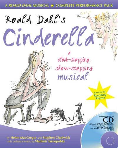 Collins Musicals - Roald Dahl's Cinderella (Book + CD/CD-ROM)