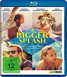 A Bigger Splash [Blu-ray]