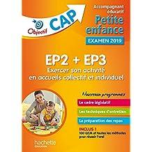 Fiches CAP Accompagnant Educatif Petite Enfance - Tome 2 Exercer son activité en accueil collectif e