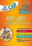 Fiches CAP Accompagnant Educatif Petite Enfance - Tome 2 Exercer son activité en accueil collectif e...