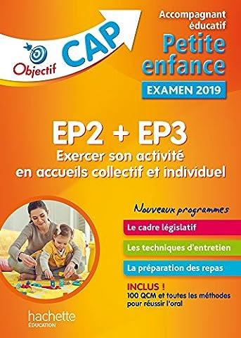 Fiches CAP Accompagnant Educatif Petite Enfance - Tome 2 Exercer son activité en accueil collectif