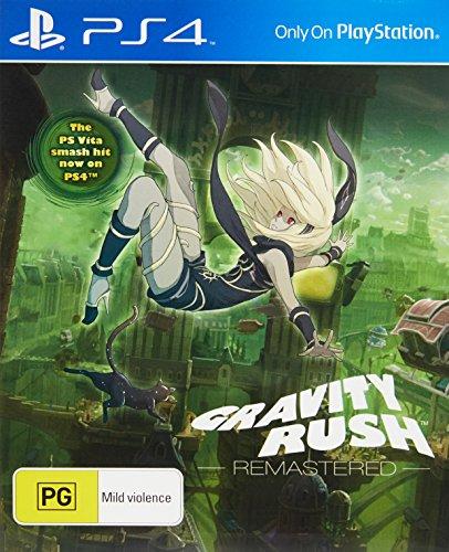 Gravity Rush Remastered PS4 Playstation 4 (Als Herausforderung Kostüm)