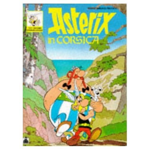 Asterix in Corsica (Knight Books) by Goscinny (1984-08-05)