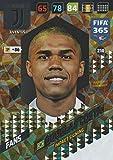 Panini Adrenalyn 2018 FIFA 365 210. Douglas Costa (Juventus) - Impact Signing