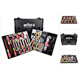 Wiha Werkzeug-Set 31-tlg. in L-BOXX schwarz