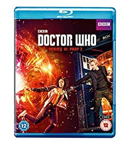 Doctor Who - Series 10 Part 2 BD [Blu-ray] [2017]