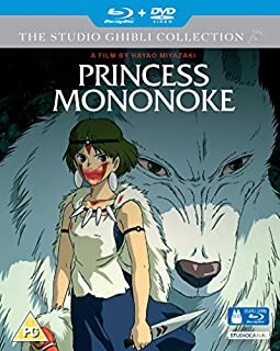 Princess Mononoke [Blu-ray] (B00IIK6BZC) | Amazon Products