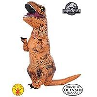 Rubie´s Child Inflatable Jurassic World T-Rex Fancy dress costume
