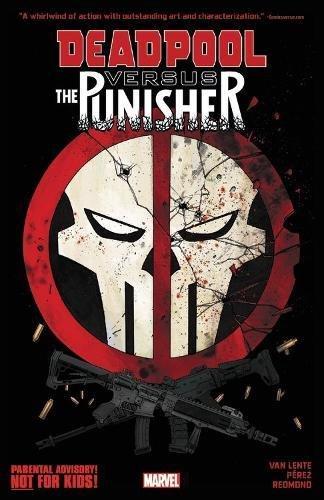 Deadpool vs. The Punisher - Lager Cool