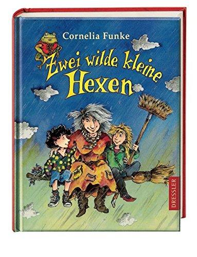 Buchseite und Rezensionen zu 'Zwei wilde kleine Hexen' von Cornelia Funke